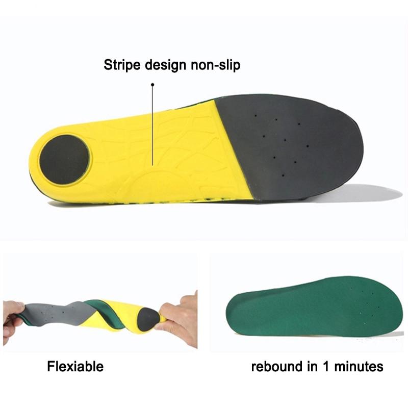 Sol untuk sepatu sol sepatu yang nyaman shock penyerapan pria dan - Aksesoris sepatu - Foto 4