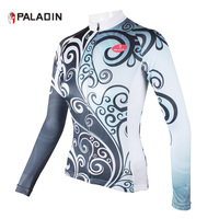 ILPALADINO Long Sleeve Cycling Jersey Mountaion MTB Bike Bicycle Clothing Shirts Women Spring Autumn Ropa Ciclismo