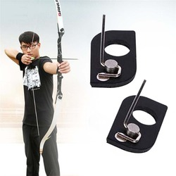 Black color stainless steel arrow rest archery rh for recurve bow outdoor tools.jpg 250x250