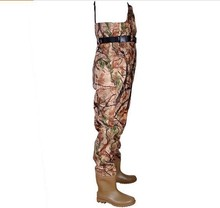 Size 40 Fishing Pants boot-foot fishing waders Stocking Foot Fly Carp Tall Over The Knee High Buckler Rain Boots Free Fisher