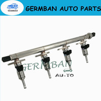 Brand New set of 4 OE Style Fuel Injectors 16450 5A2 A01 For Honda Accord 2014 2.L GDI Car Styling Engine