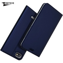 For Xiaomi Redmi 6A Case ZRTEVE PU Leather 6 Pro Wallet Stand Flip Cover Xiami Xiomi