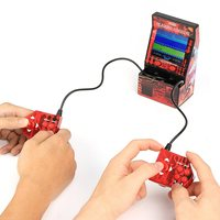 183 In 1 Mini Double Hand Held Gaming Console Games Device Retro Style Mini Classic Arcade
