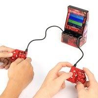 183 in 1 Mini Double Hand held Gaming Console Games Device Retro Style Mini Classic Arcade Machine Support TF Card
