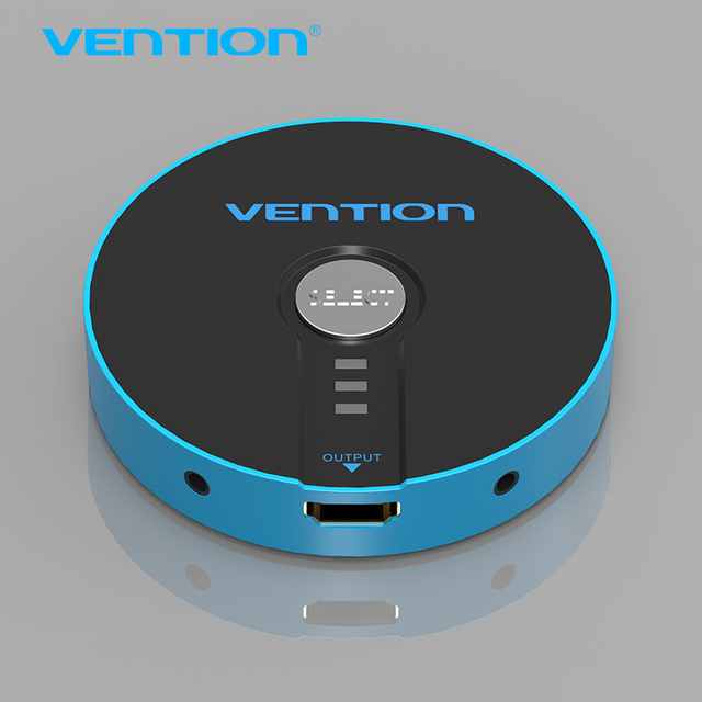 Vention 3 in 1 out High Speed HDMI Switch Switcher HDMI Splitter HDMI Cable for XBOX PS3 Smart  Supports 4K, Full HD1080p, 3D