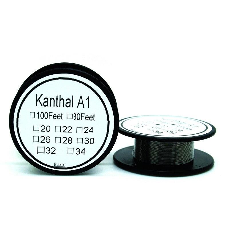 Cantal 36 Gauge 30 FT 0,1mm nichromdraht Widerstand Widerstand AWG ...