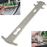 High Quality Portable Bicycle Bike Chain Wear Indicator Tool Chain Gauge Repair Checker New