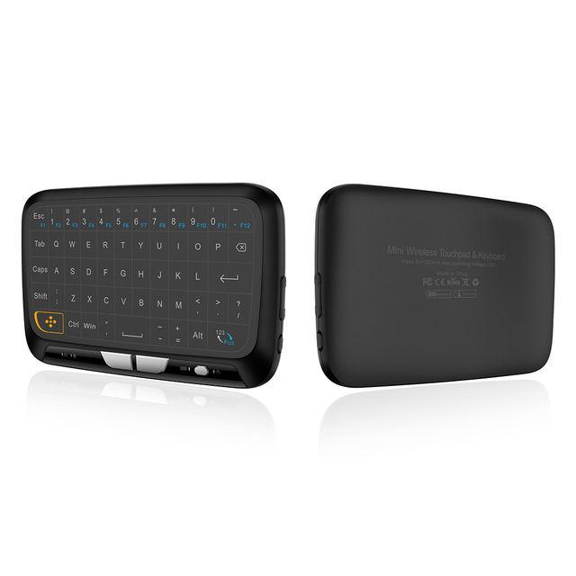 Mini Wireless Touchpad and Keyboard