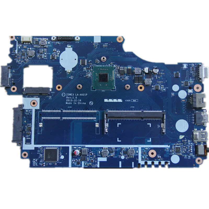 For font b ACER b font E1 510 Original laptop motherboard LA A621P with N2920 CPU