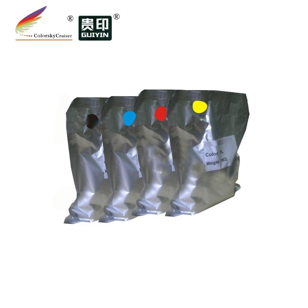 TPKHM-TK550) Премиум цветной копир тонер для Kyocera TK-554 TK 554 TK554 FS-C5200DN FS-C5200 1 кг/цвет FedEx