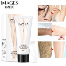 Унисекс крем для удаления волос безболезненное удаление подмышек