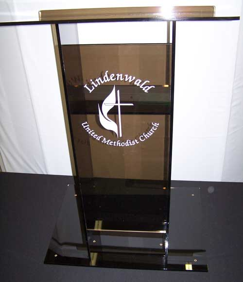 Custom Modern Free Shipping Reasonable Acrylic Podium Pulpit Lectern Pulpit Podium Custorm church pulpit free shipping high quality price reasonable cleanacrylic podium pulpit lectern podium