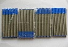 סיטונאי 100 יחידות Rollerball עט מילוי כחול למעלה איכות