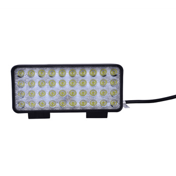 открытый светодиодный прожектор   Светодиодный светильник-бар 120 Вт 40X3 Вт IP65 Прожектор Точечный светильник для лодок, охотничьих грузовиков, уличный светильник Ing