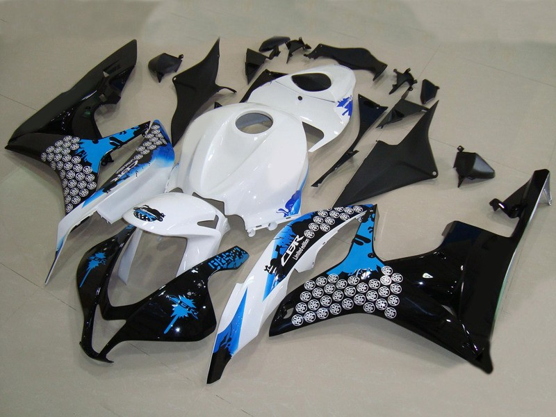 KKmoon 177Pcs Vis Car/énage Boulon Kit Carrosserie Fasterners Set pour Honda CBR600RR CBR900RR CBR1000RR CBR1100XX