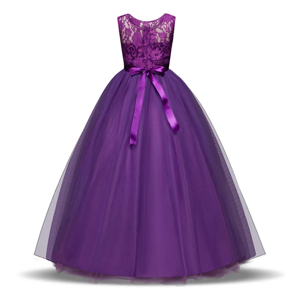 9d55a14ddb71 ... free shipping white and dark purple flower girl dresses bdd5b d723f