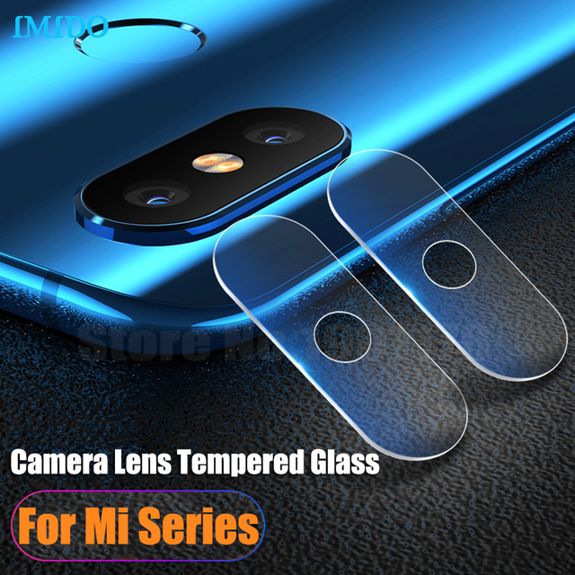 best sneakers 74100 85fe9 US $1.78 |IMIDO Back Camera Lens Tempered Glass For Xiaomi Mi A2 Lite 8 SE  A1 Mix 2S Max 2 3 Redmi 5 Plus Note 5 Pro Y2 S2 Glass Cover-in Phone Screen  ...