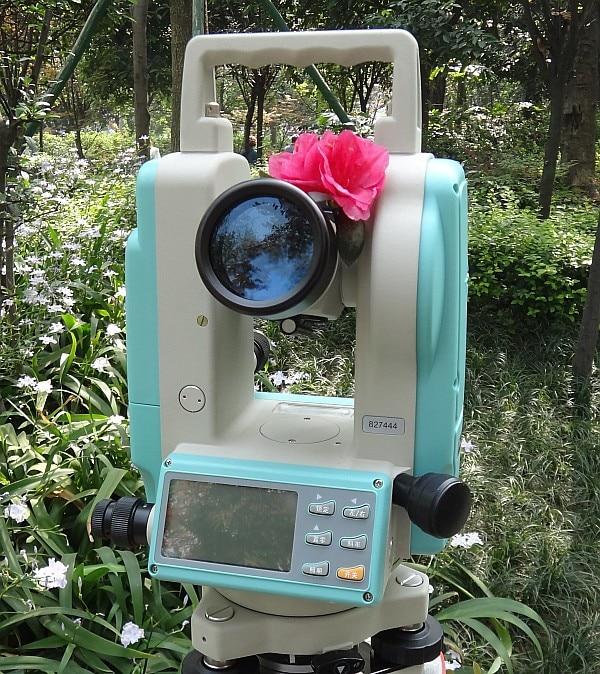 Tianjin Saite Laser Electronic Theodolite SJDJ-202LB Surveying Instrument (Dual Laser)