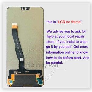 """Image 2 - Nouveau 6.5 """"pour Huawei Honor 8X LCD écran tactile JSN AL00 JSN L22 numériseur assemblée pour HUAWEI Honor8X pièces de rechange"""