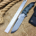 Newest Full Tang ZT Fixed Blade Knife,5Cr15Mov Outdoor Tactical Knife,EDC Survival Jungle Knives,Gifts Hunting Straight Knives