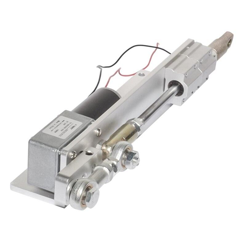 DC 12V 8 A 470 RPM Motor Da Engrenagem DIY Tempos Resiprocating 70 milímetros Atuador Linear Do Motor De Teste De Laboratório Para máquina de sexo Máquina de Esguicho