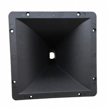 Finlemho Tweeter Speaker Accessories Treble Horn 225*225mm For Professional Console Audio HiFi Home Theater Karaoke MT225S