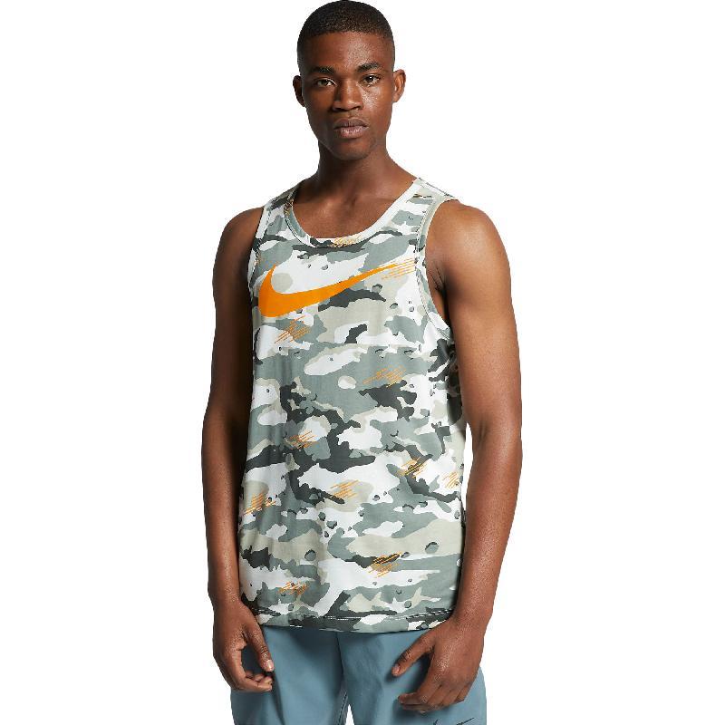 Майка Nike Dri-FIT M NK DRY TANK DFC SWOOSH CAMO недорго, оригинальная цена