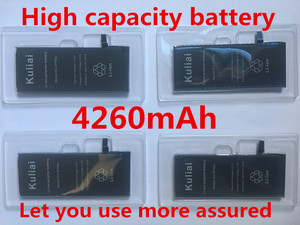 Image 3 - 4260mAh Polymer Batteries Replacement for Apple iPhone 6sp Battery for iPhone 6s 6p 7 7p Battery Gift Tools+Stickers