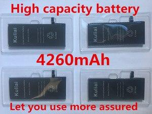 Image 3 - 4260mAh polimerowa wymiana baterii dla Apple iPhone 6sp baterii dla iPhone 6s 6p 7 7p baterii prezent narzędzia + naklejki