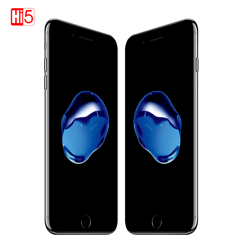 Desbloqueado Apple iphone IOS 7 32 2GB de RAM/128 GB/256 GB ROM Câmera 12.0MP LTE Quad -Core Telefones Celulares iphone 7 Originais de Impressão Digital
