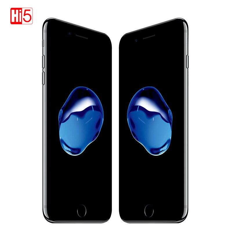Desbloqueado Apple iphone IOS 7 32 2GB de RAM/128 GB/256 GB ROM Câmera 12.0MP LTE Quad -Core Telefones Celulares iphone 7 Originais de Impressão Digital