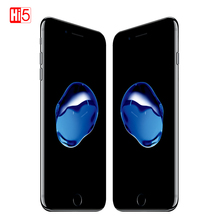 Original Apple iPhone 7 2GB RAM 32/128GB/256GB ROM IOS 10 LTE 12.0MP Camera Quad-Core Fingerprint Brand new Cell Phones iphone7