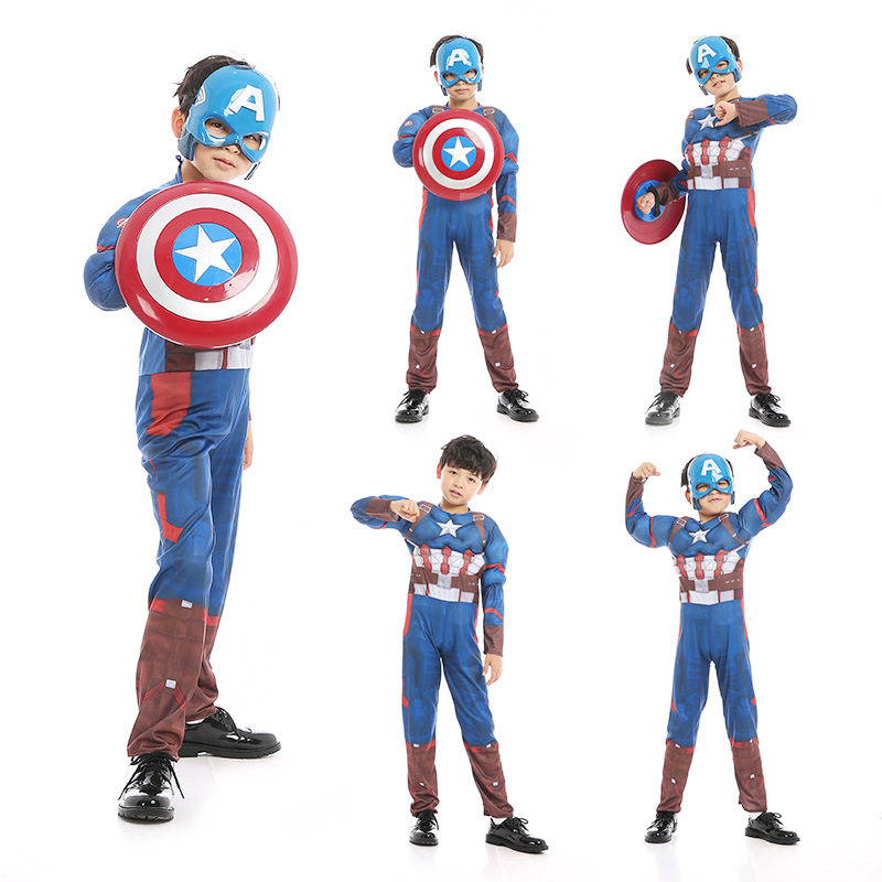 HOT 2019 LED Leuchten /& Sounds Thor Hammer LED Maske Actionfiguren Cosplay Toys