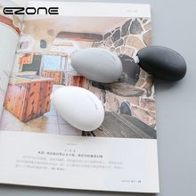 EZONE  1pc Random Creative Cute  Mini Stone Shape Correction Tape Different Color Correction Tapes For  Student Kids Stationery