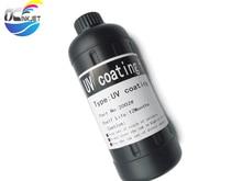 OCINKJET 1000ml UV Primer For Epson For Roland For Mimaki Environmental, Odourless For Printer head that use UV Ink Transparent