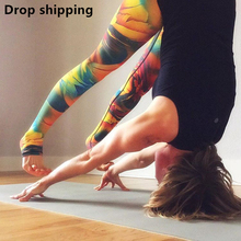 Professional drop shipping service high quality super breathable workout leggings women gym clothing colorful yoga pants