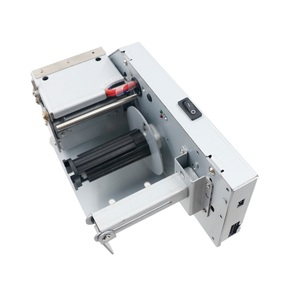 Image 4 - Imprimante thermique intégrée, échelle en papier détiquette/continu/marqué, 56mm, décollement automatique, rebobinage, Peeling automatique