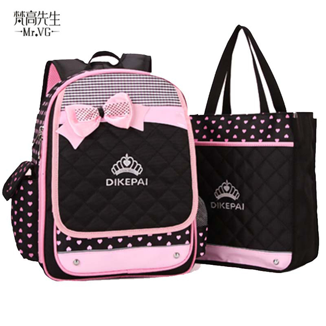 From Russia backpacks Children Schoolbags Mochila For Girl Backpack Kids  Book school Bags for Girls Factory Price school bag cf2af9549b0dc