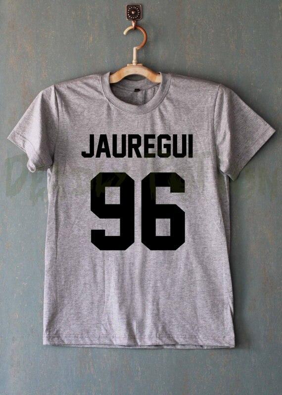 Lauren Jauregui Shirt Հինգերորդ ներդաշնակ - Կանացի հագուստ