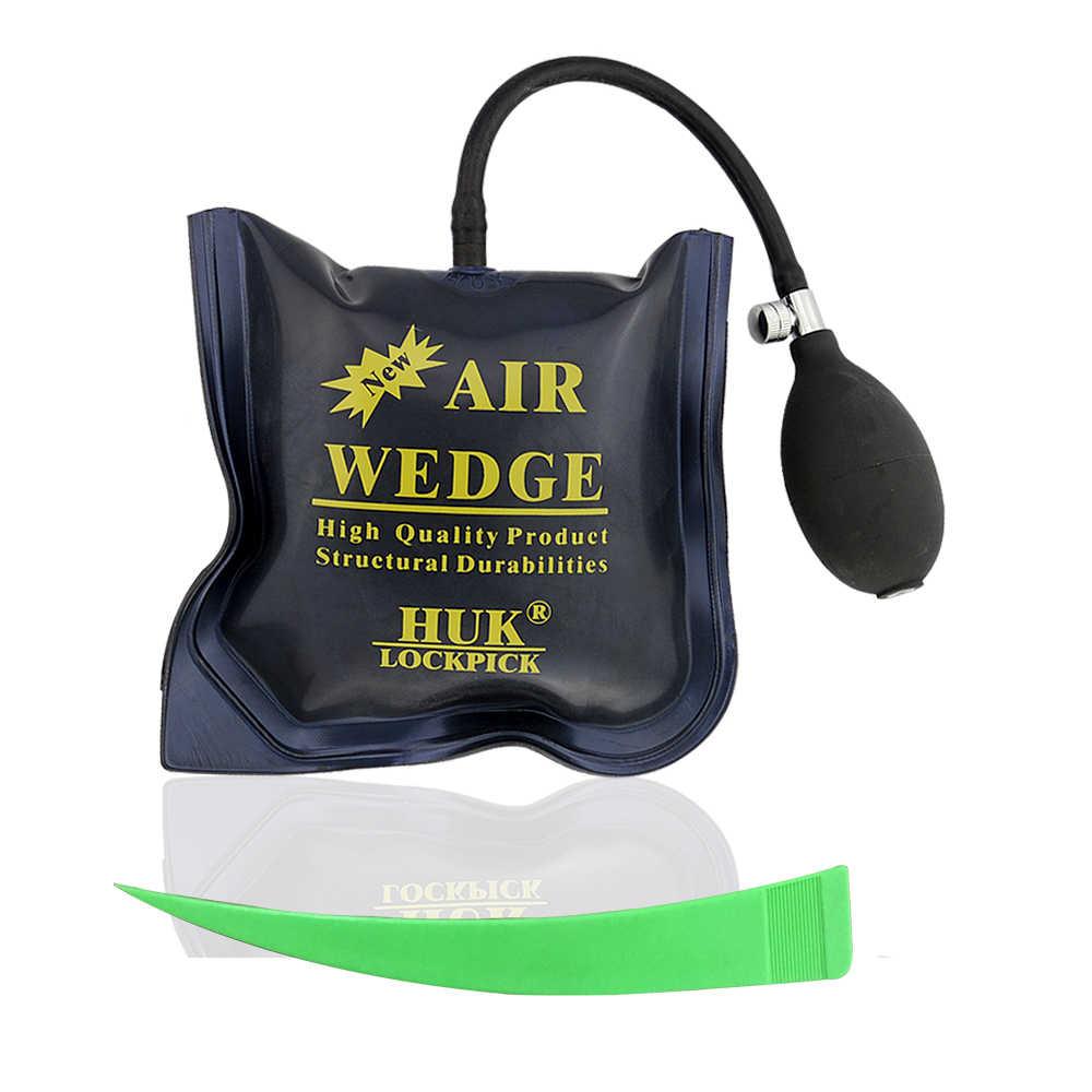 CHKJ 6 個 HUK Pump Wedge エアウェッジ自動入力ツールエアバッグオープンカーのドア窓ロック修理クッションシム錠前ツール