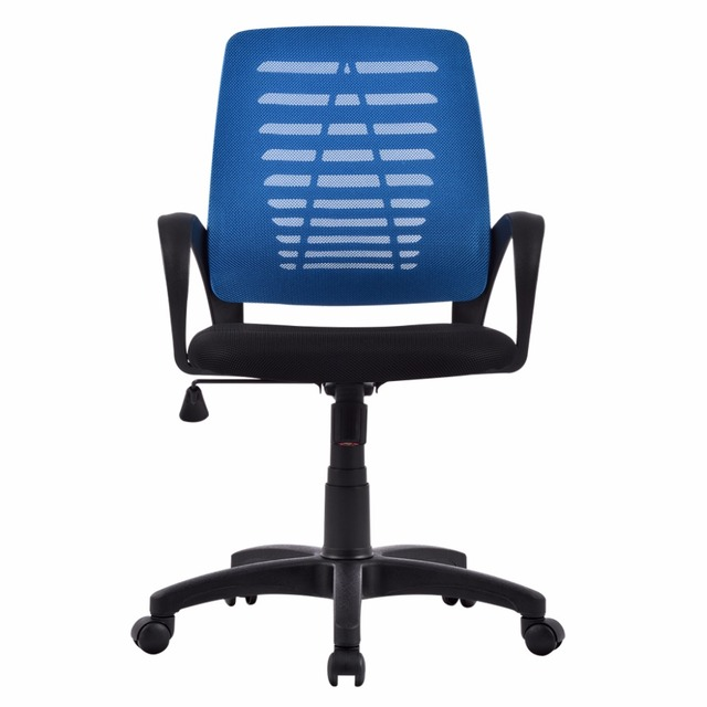 ergonomic executive mid back mesh office chair with adjustable height. us ergonomic mid-back mesh swivel computer task office chair with adjustable height executive boss mid back a