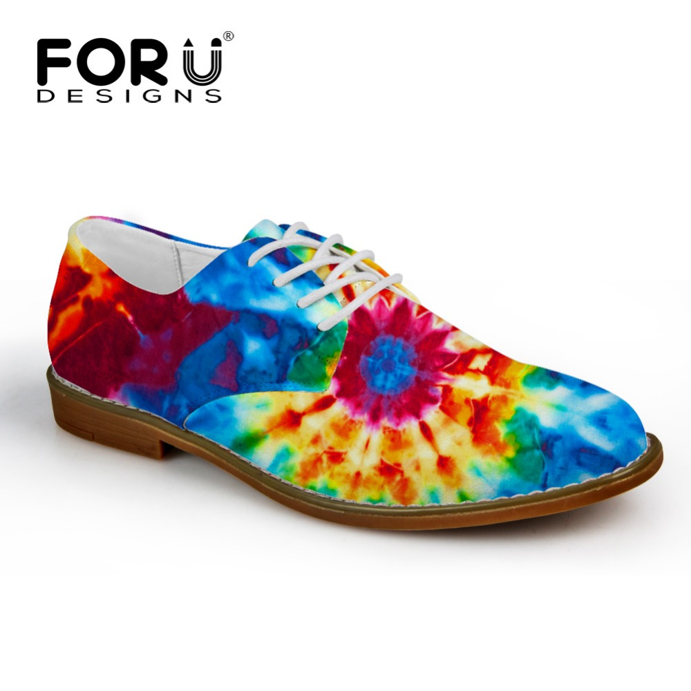 FORUDESIGNS Fashion Colorful Flats for Men High Quality PU Leather Male Casual Business Dress Shoes Comfot Lace-up Oxford Shoes 2017 spring brand new fashion pu stretch fabric men casual shoes high quality men casual shoes lace up casual shoes men 1709