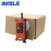 Hoist remote controller switches Industrial Crane Control Lift Crane 1 transmitter 1 receiver AC 220V 380V 110V DC 12V 24V
