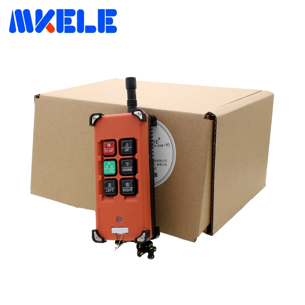 Hoist remote controller switches Industrial Crane Control Lift Crane 1 transmitter 1 receiver AC 220V 380V 110V DC 12V 24V ac 220v industrial remote controller switches hoist crane control lift crane 1 transmitter 1 receiver switch switches