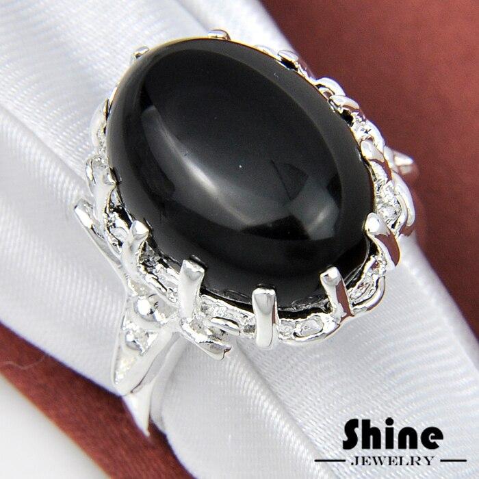 Aliexpresscom Buy Free Shipping Wholesale ring black obsidian