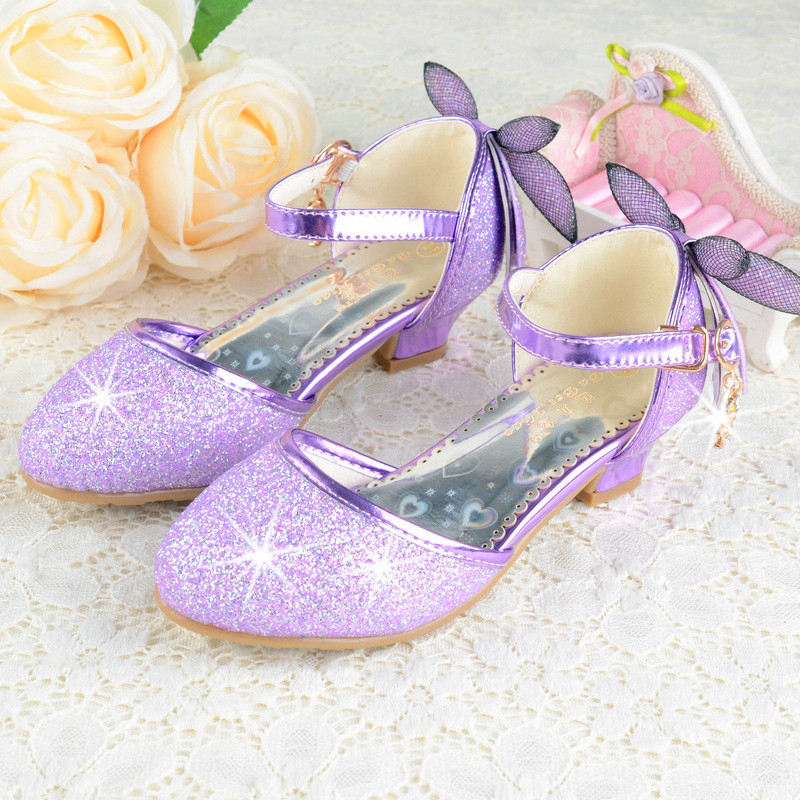 22f11ed5b3 ① Buy gold glitter kids shoes and get free shipping - List LED i18