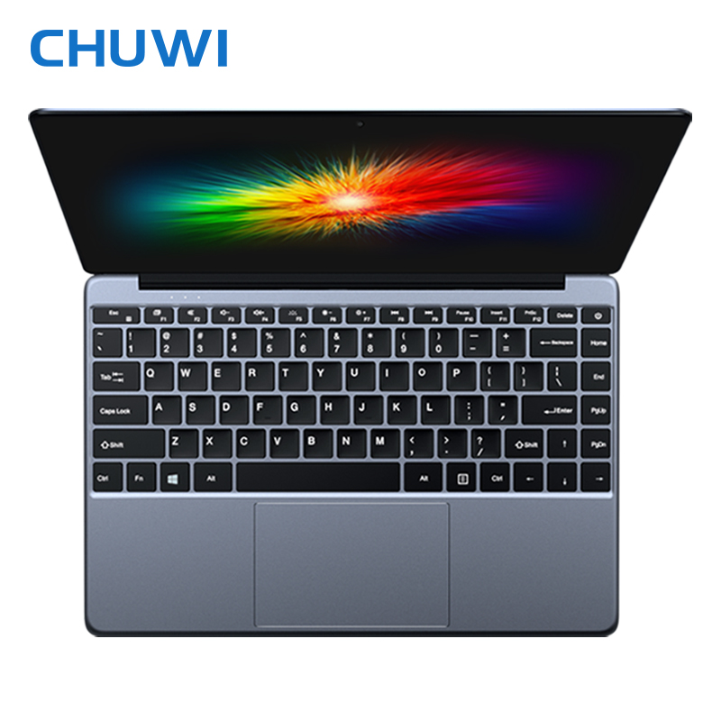 CHUWI Lapbook SE 13.3 Inch Window10 Intel Gemini-Lake N4100 Laptop with Backlit keyboard RAM 4GB ROM 160GB Ultra Notebook