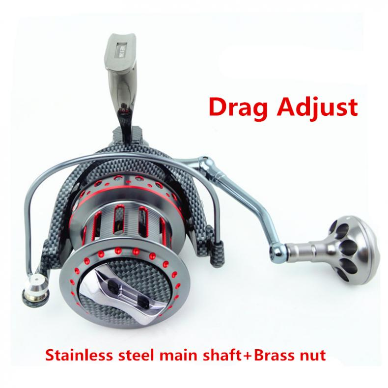 Full metal 10+1 Ball Bearings 4.7:1 Spool Jigging Trolling Long Shot Casting Saltwater Surf Spinning Sea Fishing Reel haibo professional saltwater spinning fishing reel 5000 6000 7000 8000 9000 7bb 4 9 1 surf casting reel trolling jigging wheel