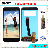 Sinbeda High Quality LCD Display For Xiaomi MI 5s Mi5s M5s Touch Screen Digitizer Assembly For