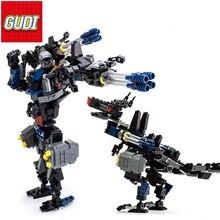 Dinobot Transform Movie Robot Super Hero Autobots Technic Car Dinosaur Building Blocks Model Brick Boy Building